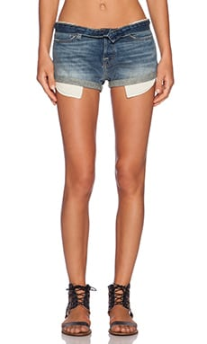 NSF Cut Off Denim Short in Phoenix