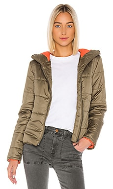 Ollie Hooded Puffer Jacket NSF $210