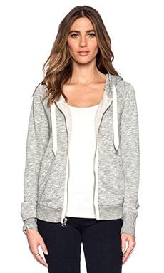 NSF Roxie Sweatshirt in Vintage Heather