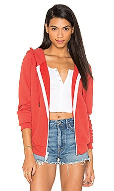 NSF #alldayNSF Roxie Hoodie in Passion Red