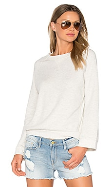 Sunday Sweatshirt in Heather Grey