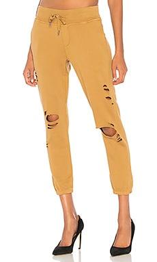 Купить Спортивные брюки sayde - NSF, Укороченные, США, Цвет загара