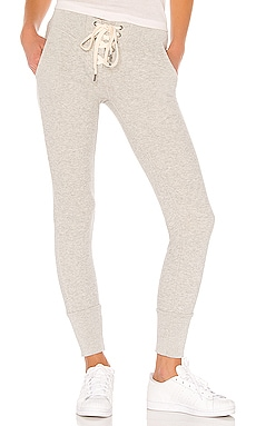 Maddox Front Lace Sweatpant NSF $198