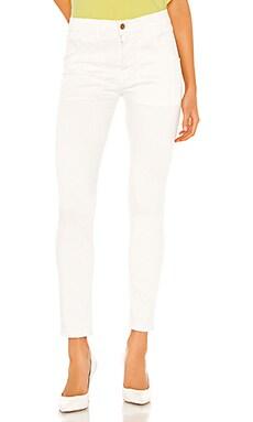 Облегающие брюки summer - NSF Белый фото