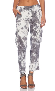 NSF Basquiat Pant in Black & White