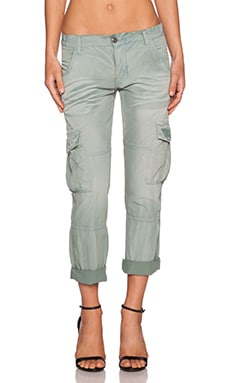 NSF Basquiat Pant in Army Whisker Fade