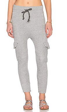 NSF Smith Sweatpant in Heather