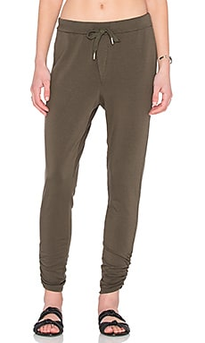 Donia Sweatpant in OD Green