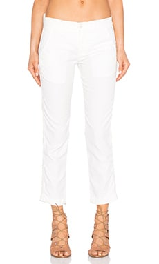 #alldayNSF Edith Pant in White