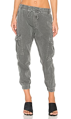 NSF #alldayNSF Johnny Pant in Pigment Black