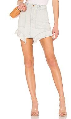 Leonie Ruffle Skirt NSF $61