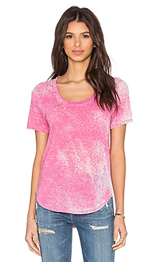 NSF Anya Tee in Pop Pink
