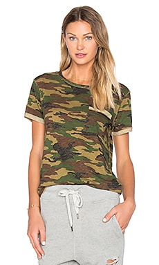 NSF Lucy Tee in Camo