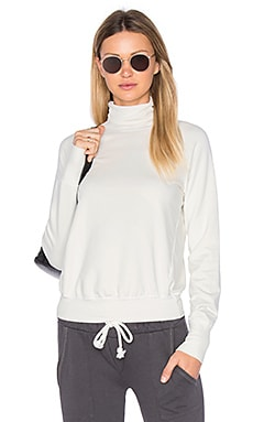 Huldah Long Sleeve in Soft White