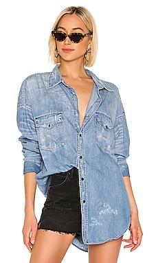 Western Boyfriend Shirt NSF $295