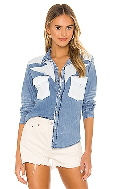 Teagan Western Button Up NSF $250 NEW ARRIVAL