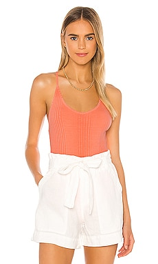 Lena Crossback Bodysuit NSF $125 NEW