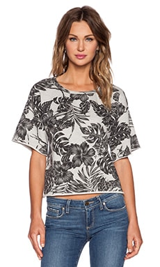 NSF Lopes Tee in Heather Flor