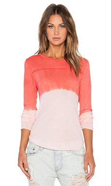 NSF Louie Tee in Coral Fade