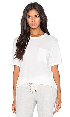 NSF Kelli Tee in White