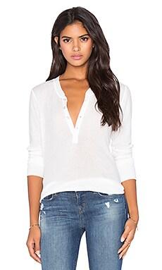 NSF Hal Long Sleeve in White