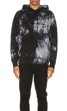 Marcus Tie Dye Hoodie Nudie Jeans $210
