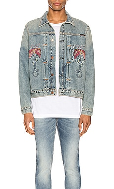 Vinny Flower Nudie Jeans $196