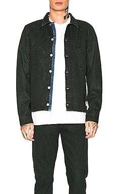 GREEN Ronny Denim Jacket Nudie Jeans $168