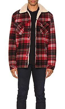 BLOUSON LENNY PLAID Nudie Jeans $420