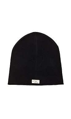 Nudie Jeans Rickardsson Beanie in Black
