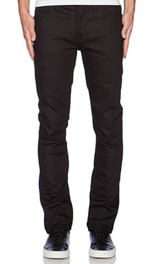Nudie Jeans Grim Tim in Org. Black Ring