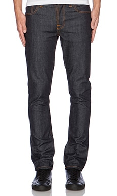 Nudie Jeans Grim Tim in Org. Dry Navy