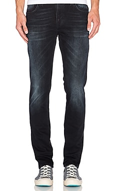 Nudie Jeans Thin Finn in Mortal Indigo