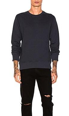 Свитшот sven - Nudie Jeans, Пуловер, Португалия, Синий  - купить со скидкой