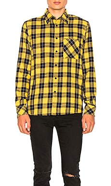Sten Block Check Button Down