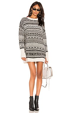 Sweater Dress Nude $385