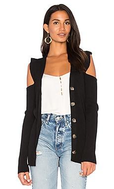 Cut Out Shoulder Cardigan