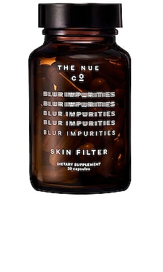 COMPLÉMENTS SKIN FILTER The Nue Co. $60 BEST SELLER