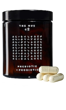 Prebiotic + Probiotic The Nue Co. $55