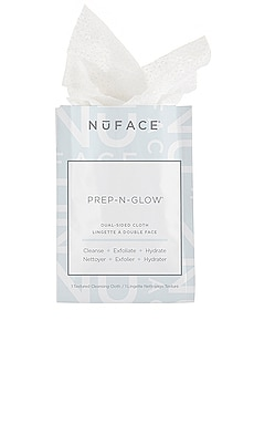 Prep-n-Glow Dual Sided Cleansing Cloths