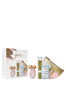 Gold Getter Express Complexion Celebration Kit NuFACE $199