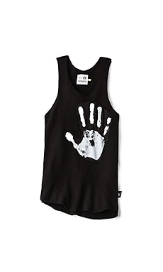 Knitted Hand Print Tank