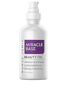 МАСЛО ДЛЯ ЛИЦА MIRACLE BASE BEAUTY OIL Nurse Jamie $150