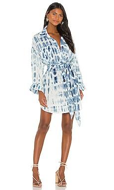 Keiko Dress Nanushka $425
