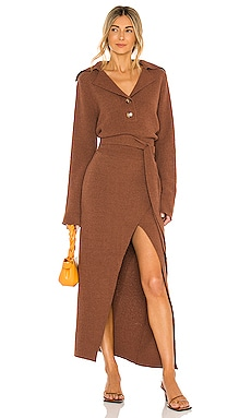 Rosalie Sweater Nanushka $475
