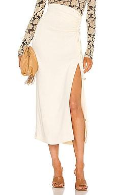 Malorie Skirt Nanushka $445