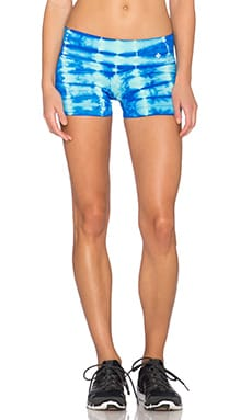 NUX Lilly Low Rise Short in Magic Mint