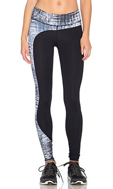 NUX Groove Pant in Black & White Noise