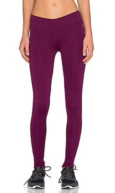 NUX V Ankle Pant in Plum