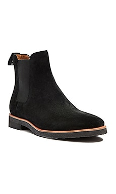 Harvey Suede Chelsea Boot New Republic by Mark McNairy $99